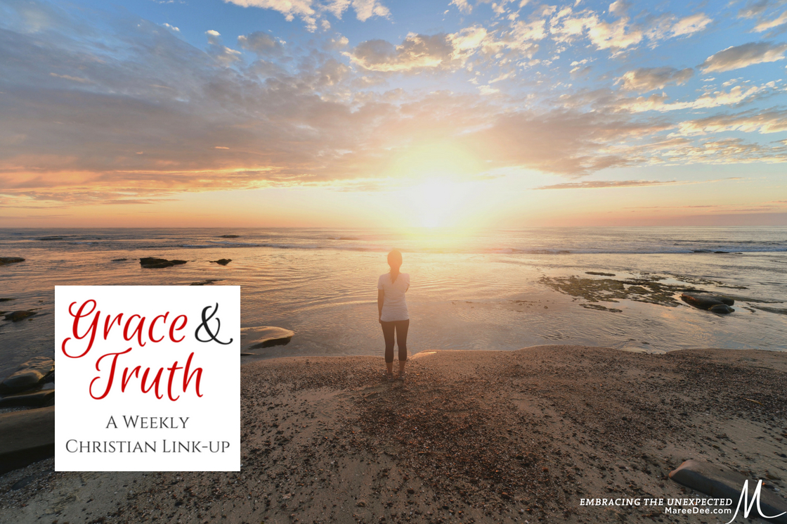Finding Hope in a Hopeless Situation - Grace & Truth Link-Up