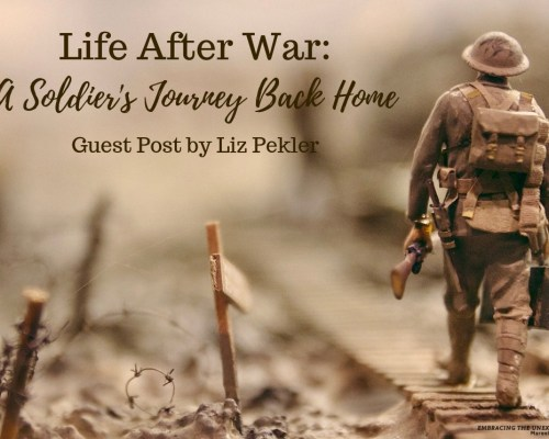 Life After War for our Soldiers: This article includes some great lifestyle changes to help treat PTSD as well as ways family and friends can help.