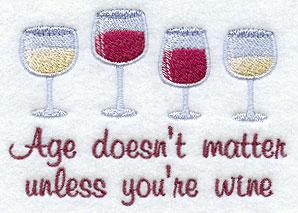 E3511 age wine