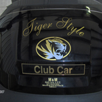 ClubCar by Embroider It in Columbia MO