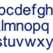 Sans Serif Type