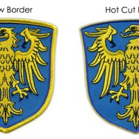 Merrow Border VS. Hot Cut Border