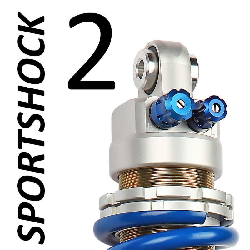 Amortisseur Sportshock 2 Pour Kawasaki