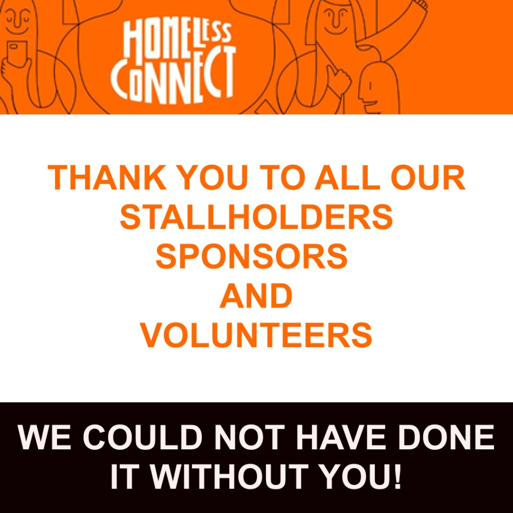 Canberra Homeless Connect 2019