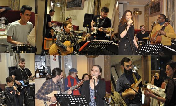 Jam Session 2 Ecole de Musique du Cherche Midi Paris 6