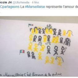 Marseillaise ULIS Heredia