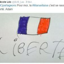 Marseillaise ULIS Léo 2