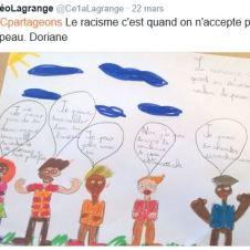 Racisme CE1A Léo 5