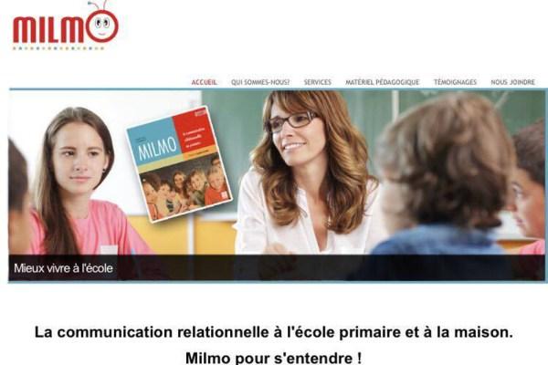 La communication en classe avec Milmo