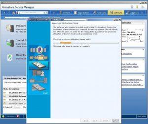 Figure 3.13 - Processor Utilization Check