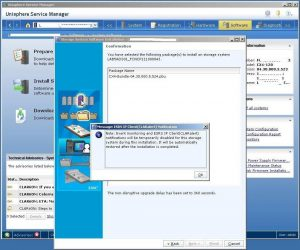 Figure 3.16 - ESRS IP Client Notification