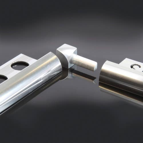 genesis round tile trim metal internal corners eiq