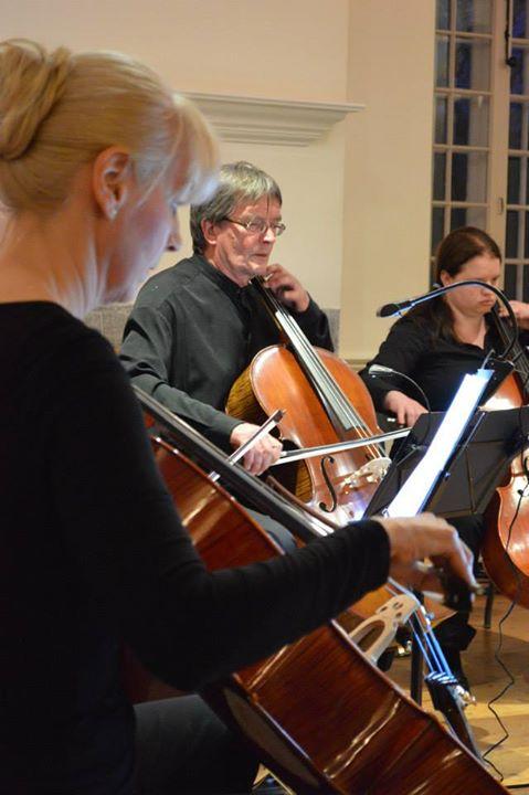 Les Violoncelles Enchanteurs en concert