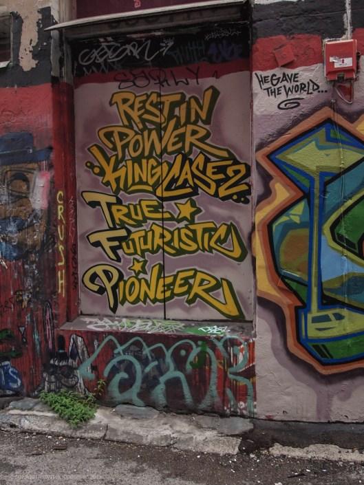 Graffiti Alley 4
