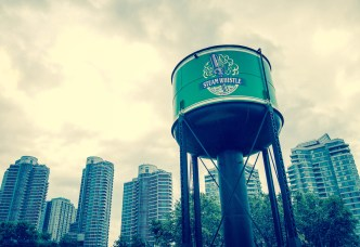 Steam Whistle Tower