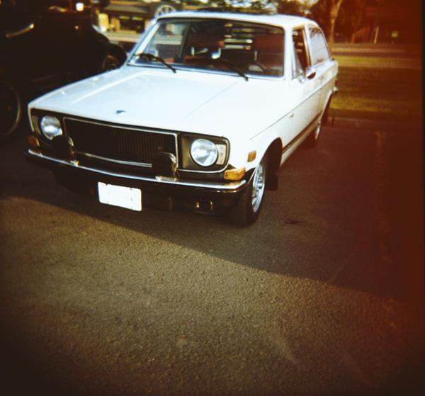 Vintage Vehicle: Lomo