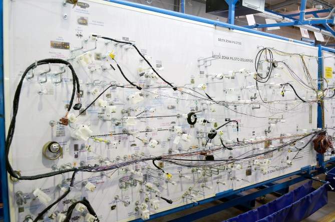 Emdep  U2013 Wiring Harness Test