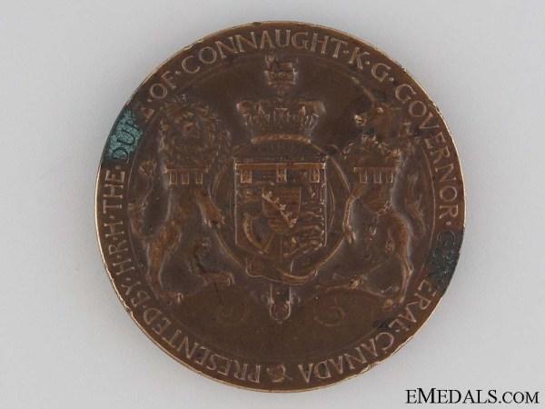 Governor General's Bronze Award Medal 1911-1916