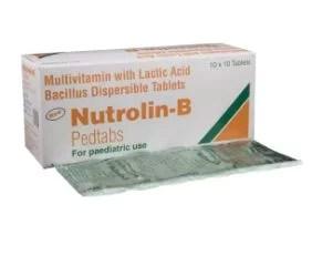 Nutrolin b plus uses in hindi