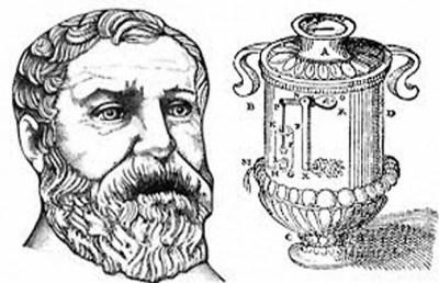Ο Ήρων ο Αλεξανδρεύς και οι μηχανές του
