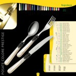 Napoleonic style cutlery