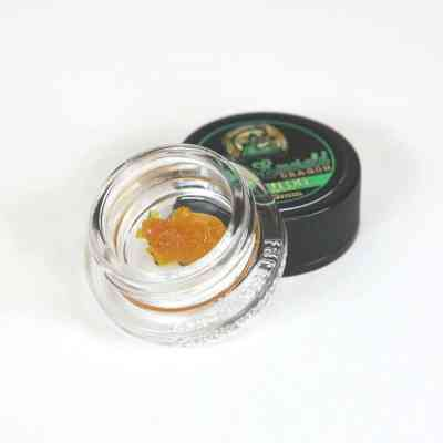 Alien OG Sugar Wax dabs concentrate