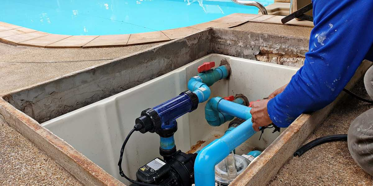 pool repair needs