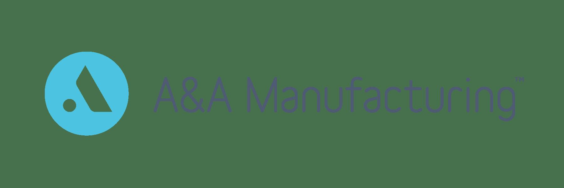 a&a manufacturing logo