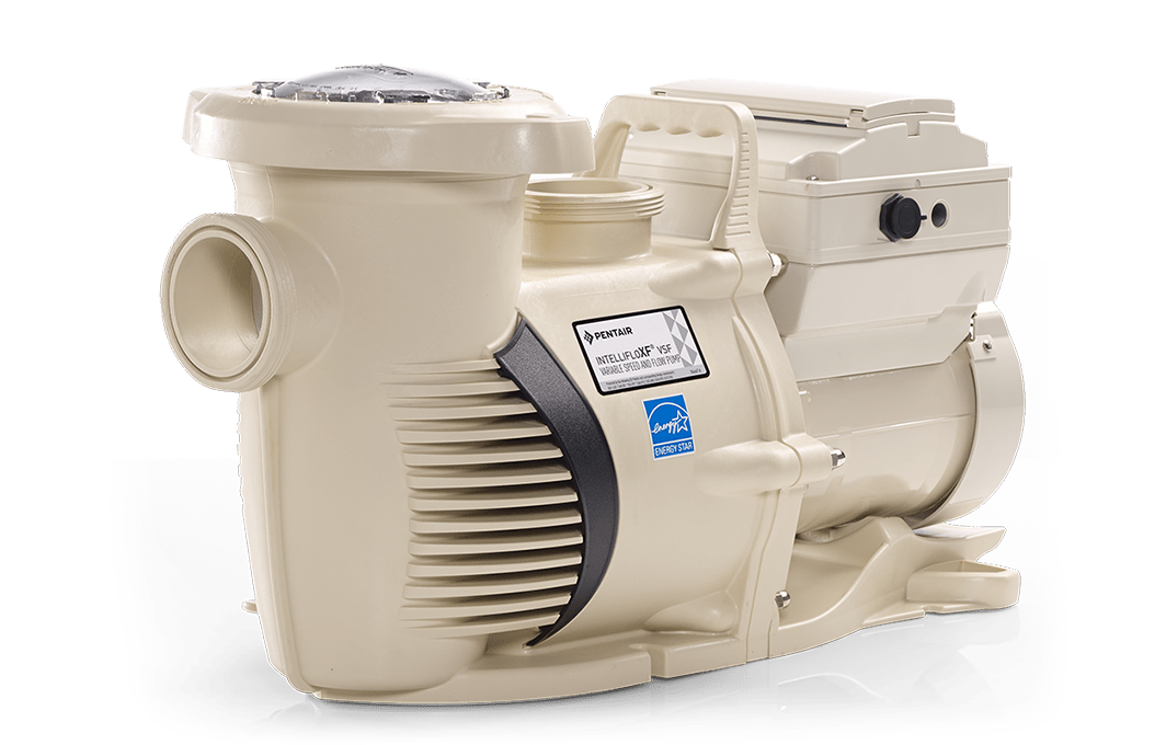 pentair pool pump IntelliFloXF VSF with 8 programmable speed and flow settings