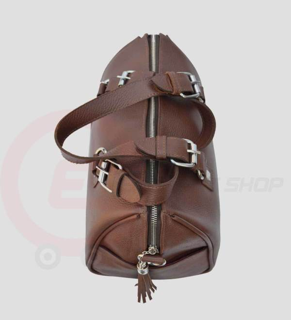 Women-Leather-Tote-Shoulder-upper-view