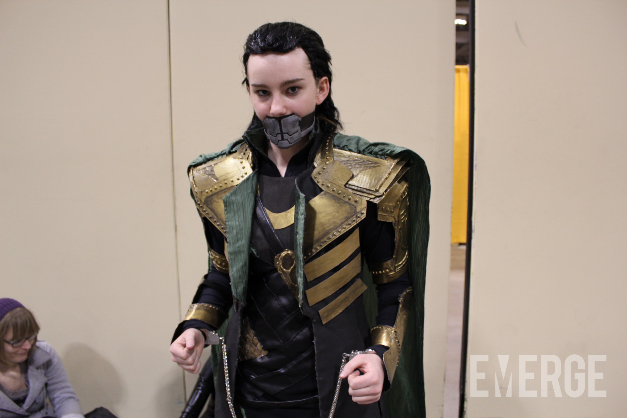 This is what happens when you try to conquer the world, Loki