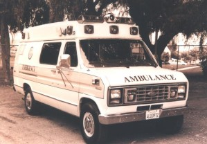 Copyright © 1991 by Emergency Ambulance Service, Inc., all rights reserved.