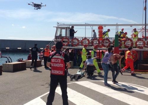 Drones: Los F1 de las emergencias