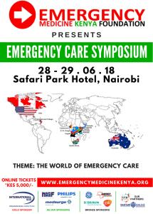 Emergency Care Symposium - Emergency Medicine Kenya Foundation