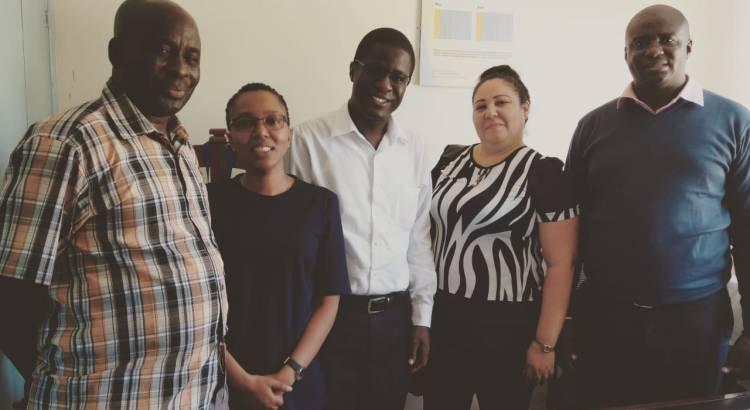 Homa Bay County Health Team