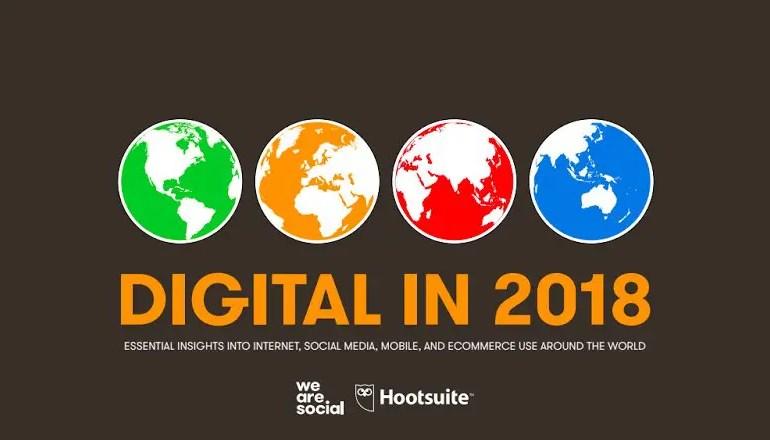 Digital in 2018: come si stanno evolvendo internet e i social media in Italia?