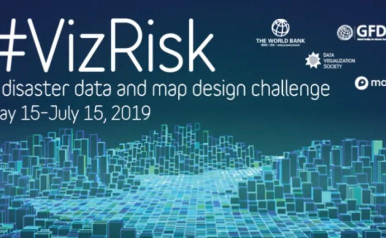 #VizRisk, al via la competizione per rappresentare graficamente i dati dei disastri