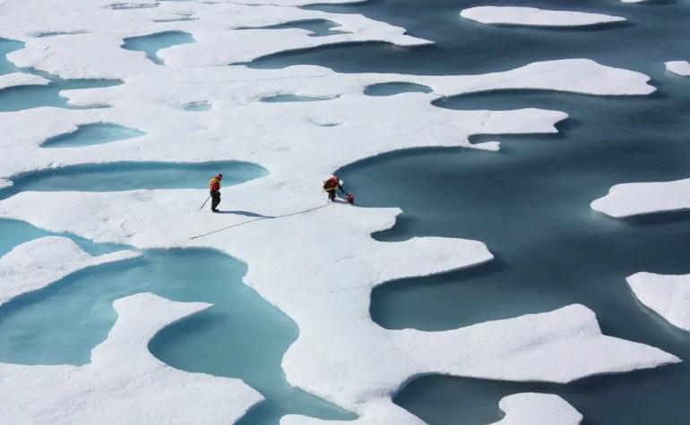Cambiamenti climatici: la strategia comunicativa del Guardian