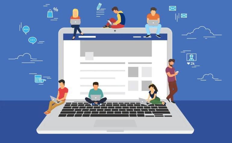Censis: più del 30% degli italiani sceglie Facebook per informarsi