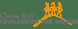 Cherie Blair Foundation for Women Logo