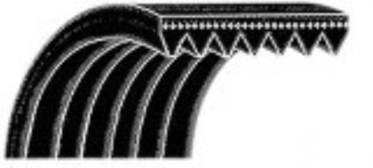 Micro Rib Serpentine Belt