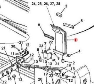 Electronic Controller Repair 1085 1095 Bale Wagon