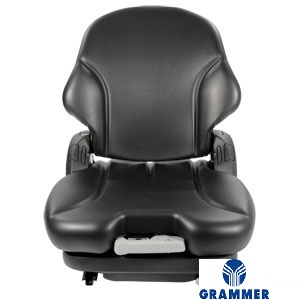 Grammer MSG65 Series Driver Seat MSG65BLV