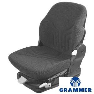 MSG95GGRC - Grammer Series Driver Seat Charcoal Matrix Cloth