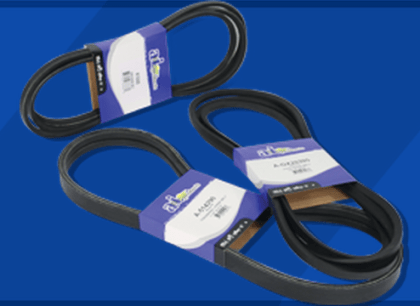 V-Belts and Serpentine Drive Belts