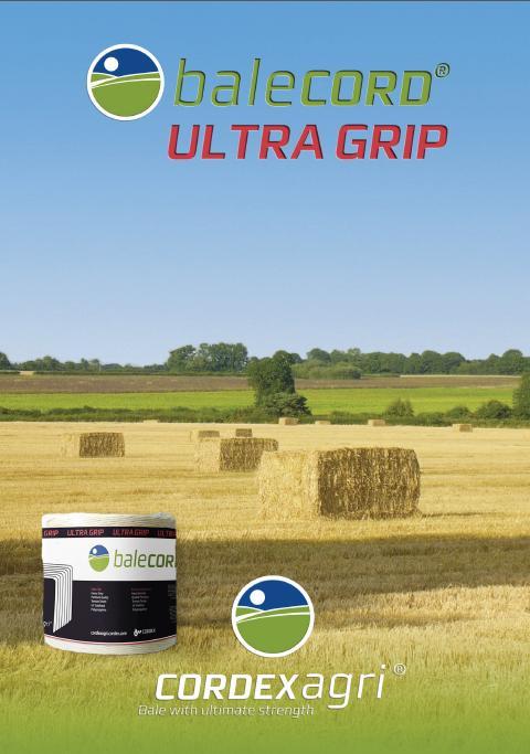 Cordex Ultra Grip Baler Twine