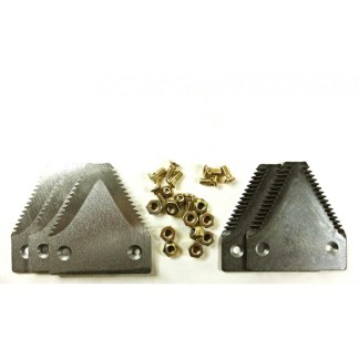 New Holland Early Model Large Tooth Overlap Kit