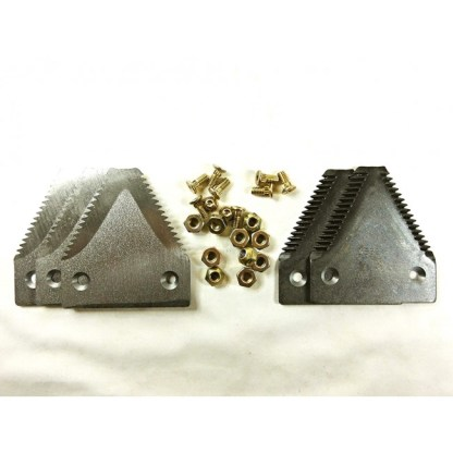 New Holland Early Model Big Tooth Overlap Kit
