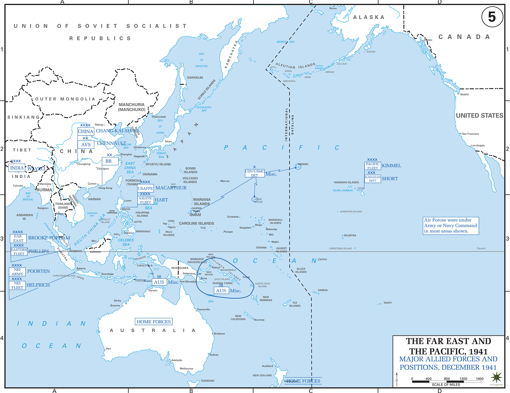 Maps Of The Swpa