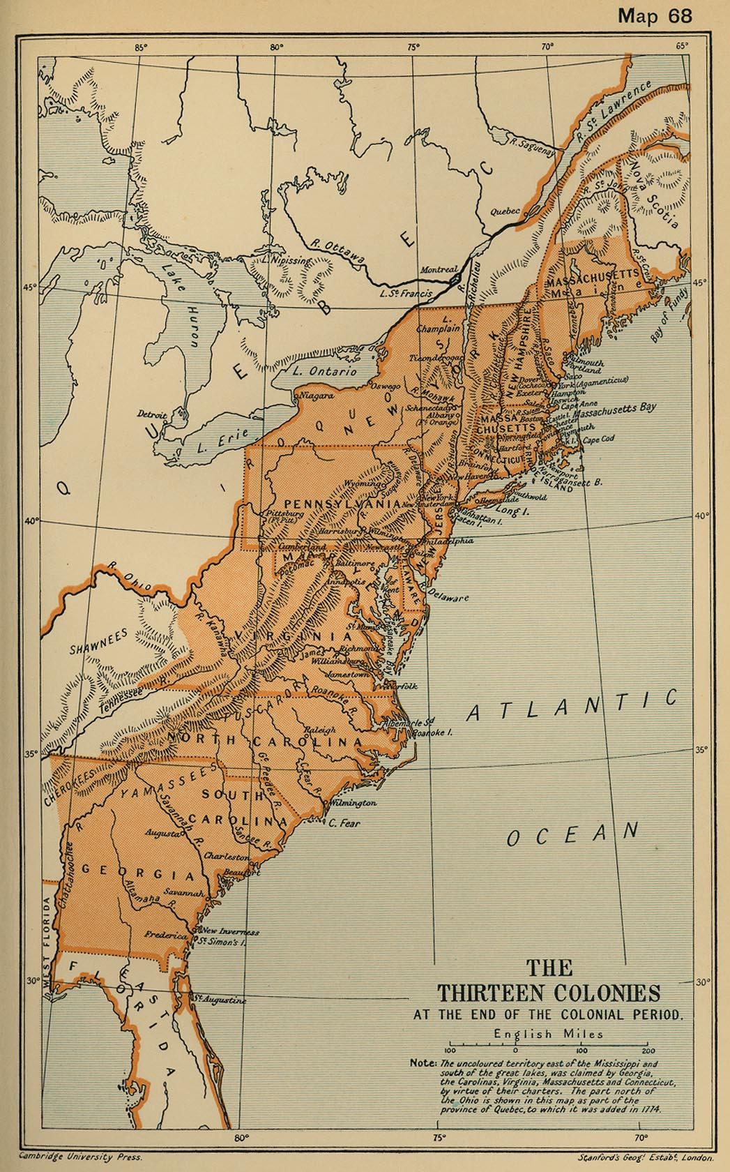 Emersonkent Images American Colonies